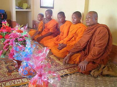 Cambodia School Project 2006