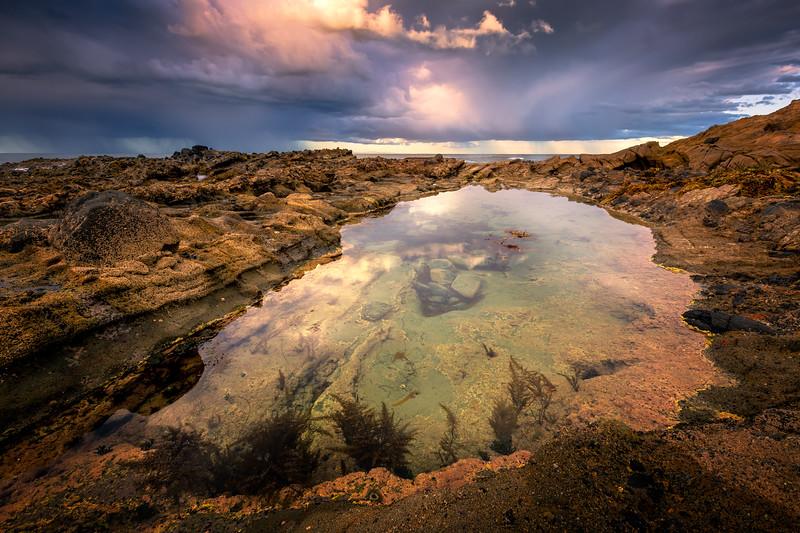 Storm Morning Reef Walk