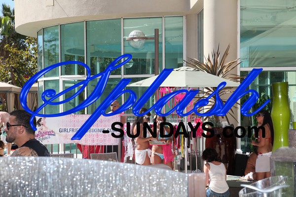 "Splash Sundays ""White"" Pool Party"