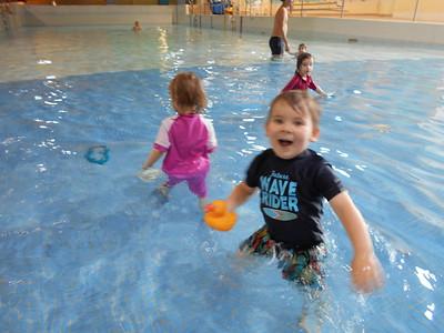 Splash Wave Pool
