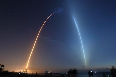 CrewDargon 2 Launch (Photo: Sandy Tambone)