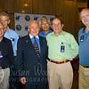 Apollo 11 Recovery Team with Buzz Aldrin at Splashdown 45