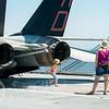Splashdown 45 on the USS Hornet