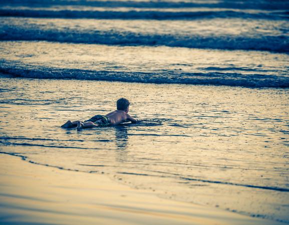 Cardiff Beach - 9.30.16