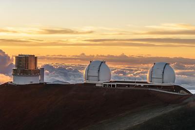 Mauna Kea Summit, Hawaii Big Island