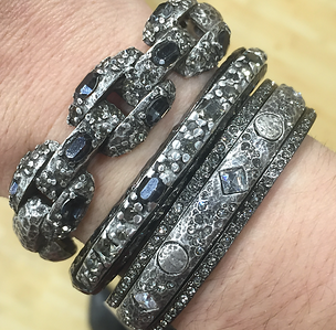 Love this GunMetal Stack.