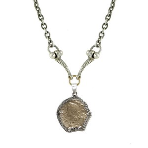 King George II Coin Necklace  $225