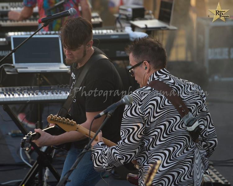 Alan Morse and Ted Leonard