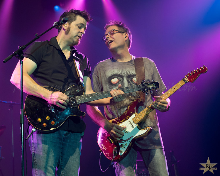 Ted Leonard  and Alan Morse