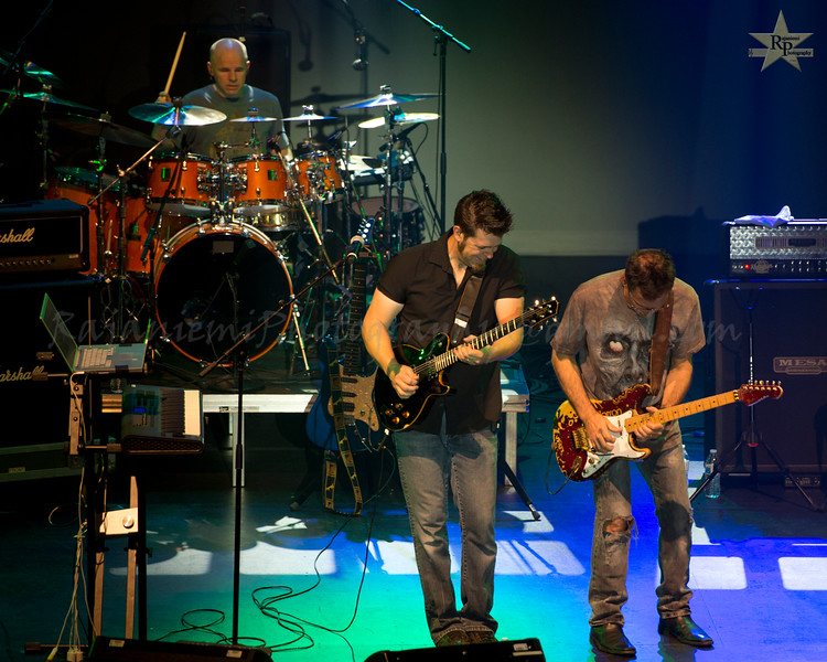 Jimmy Keegan, Ted Leonard  and Alan Morse
