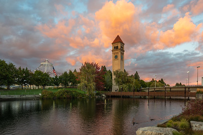 Spokane Renaissance Clouds