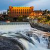 Lower Spokane Falls