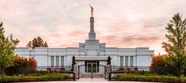Spokane Washington LDS Temple