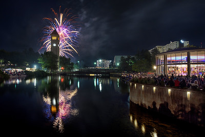 4th of July in the Park