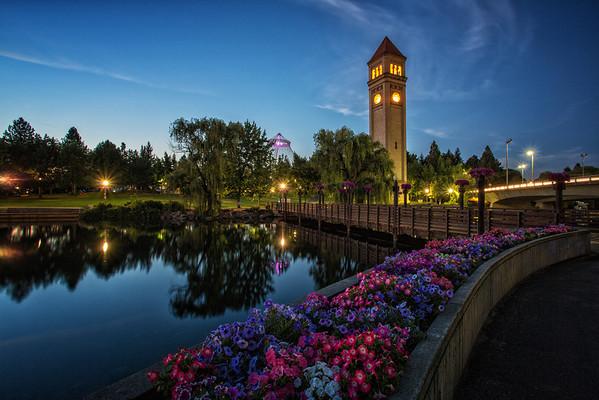 Spokane & Riverfront Park