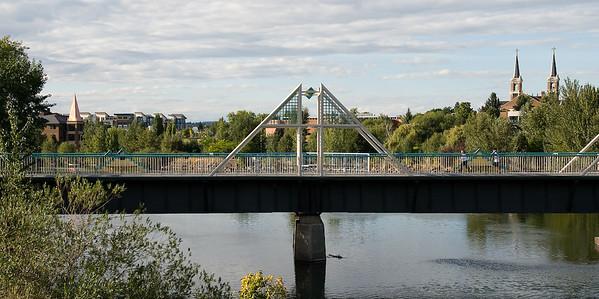 Spokane River - 1
