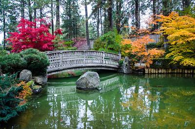 Japanese Garden, Spokane