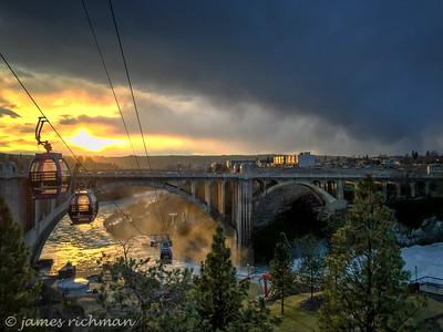 March 2 (iPhone sunset on bridge) 091-Edit
