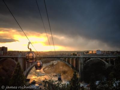 March 2 (iPhone sunset on bridge) 102-Edit
