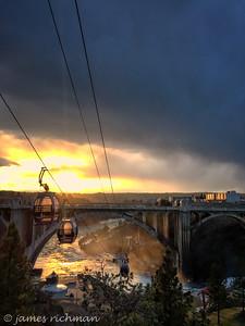March 2 (iPhone sunset on bridge) 096-Edit