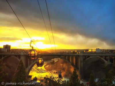 March 2 (iPhone sunset on bridge) 105-Edit