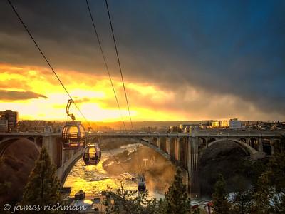 March 2 (iPhone sunset on bridge) 101-Edit-2