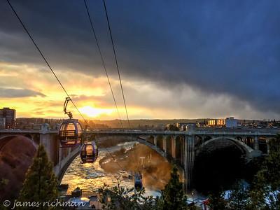 March 2 (iPhone sunset on bridge) 103-Edit