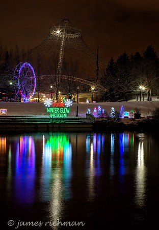 Spokane Winter Glow Spectacular