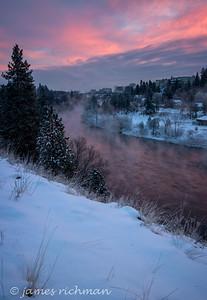 December 17 (Freezing Sunrise on River) 019-Edit