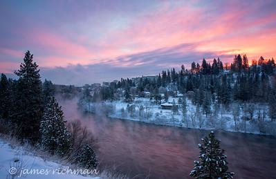 December 17 (Freezing Sunrise on River) 012-Edit