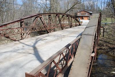 Another bridge over Alum Creek