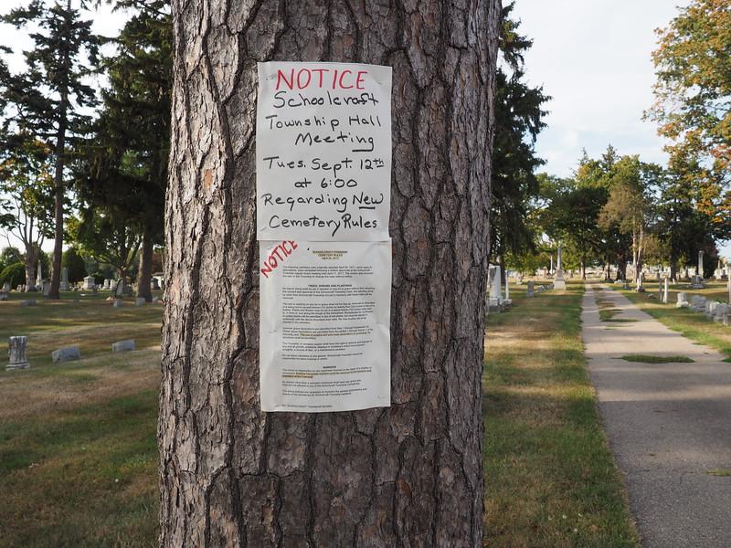 Schoolcraft Township Meeting Notice