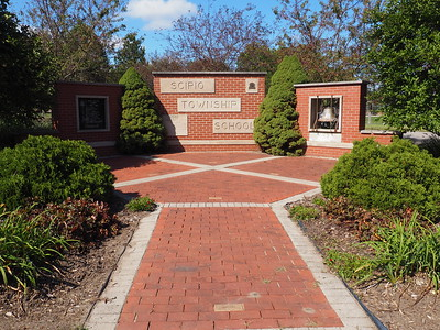 Scipio Township School Memorial