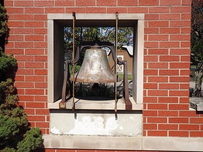 School Bell from the Scipio Township School