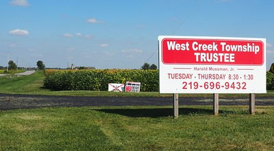 West Creek Township Trustee