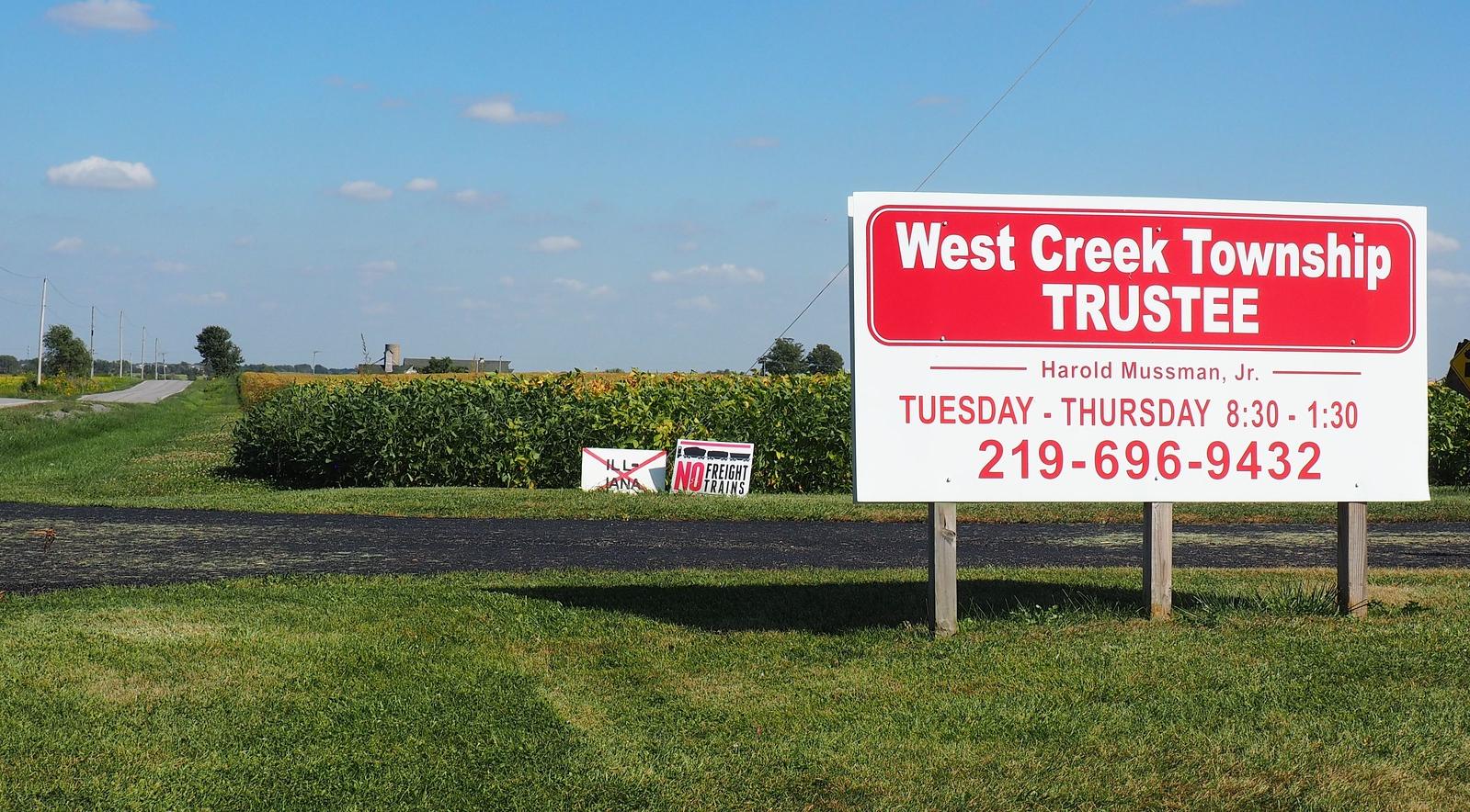 West Creek Township Trustee