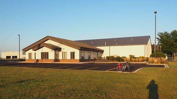 Manteno Township Hall