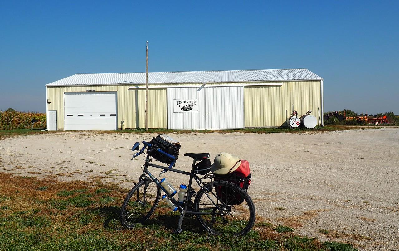 Rockville Township Hall/Garage