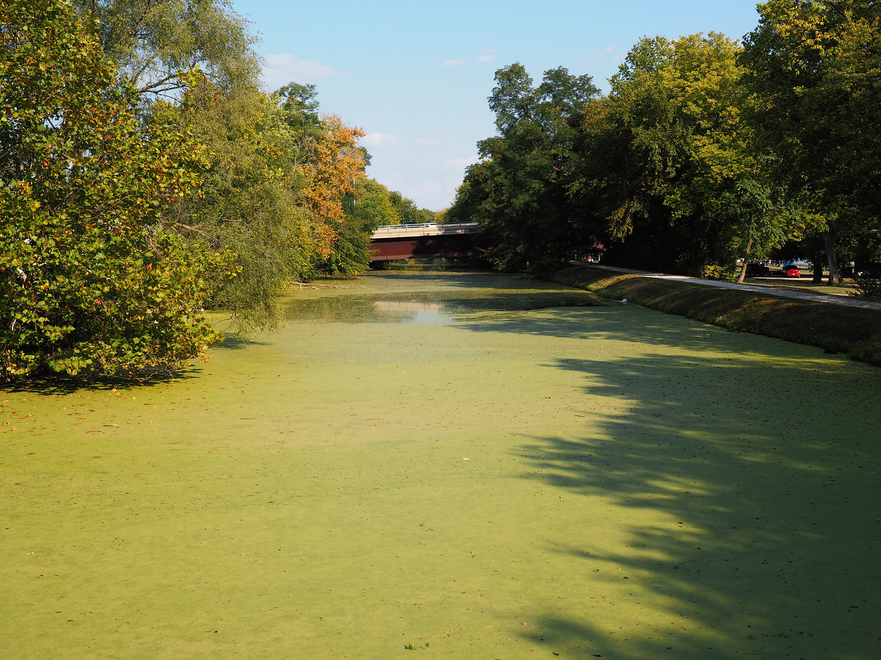 Illinois & Michigan Canal