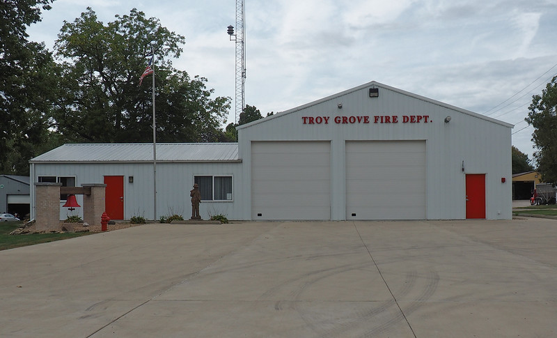 Troy Grove Fire Department