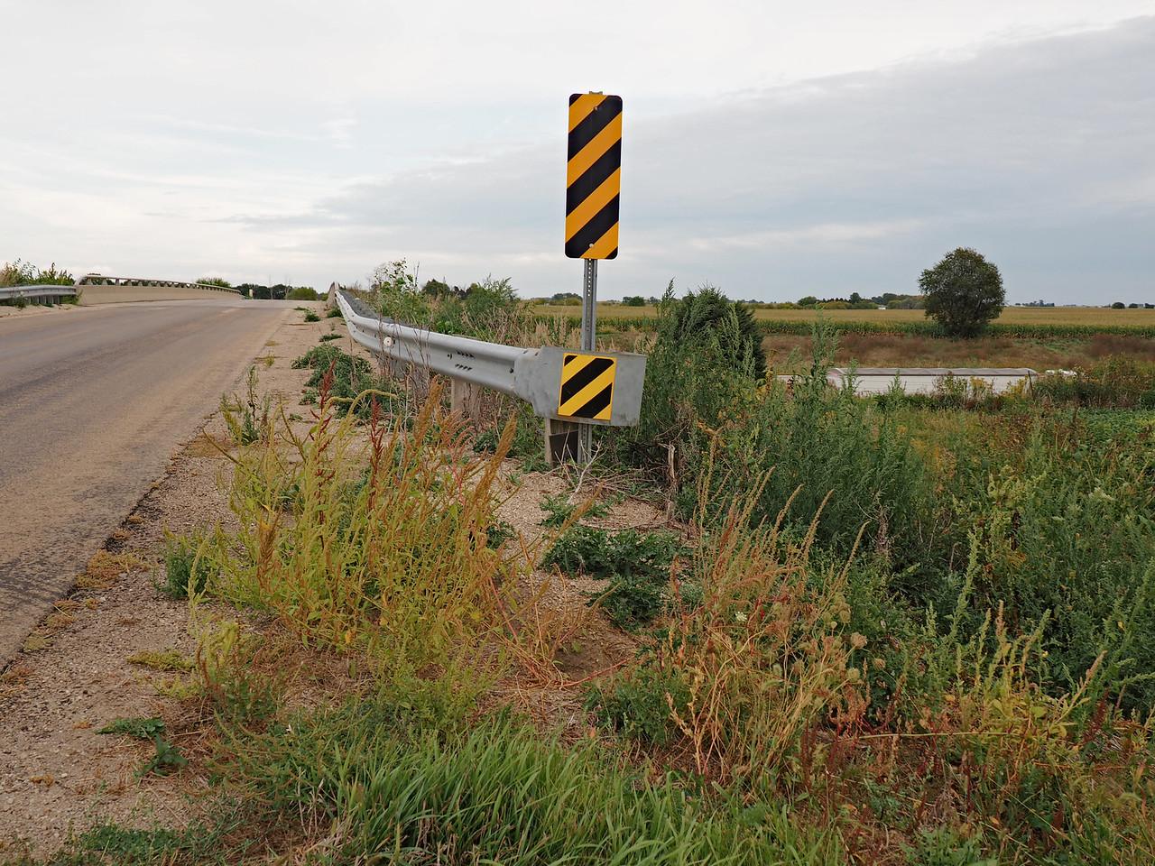 Treaty Line over I-69