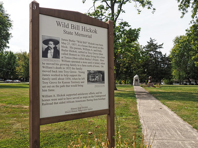 Wild Bill Hickok State Memorial