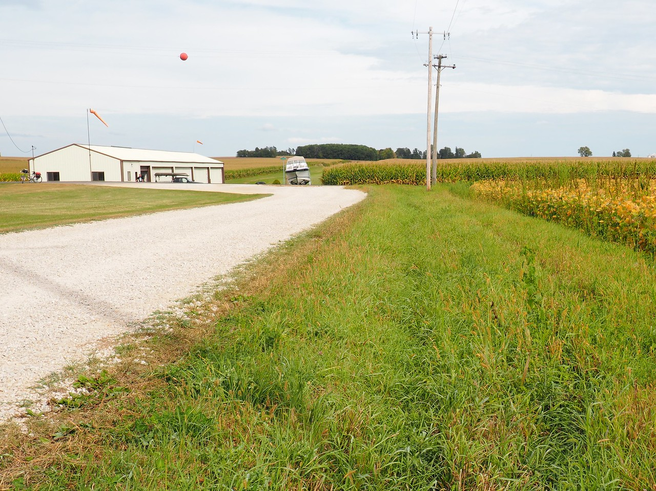 Indian Boundary Line in Clarion Township