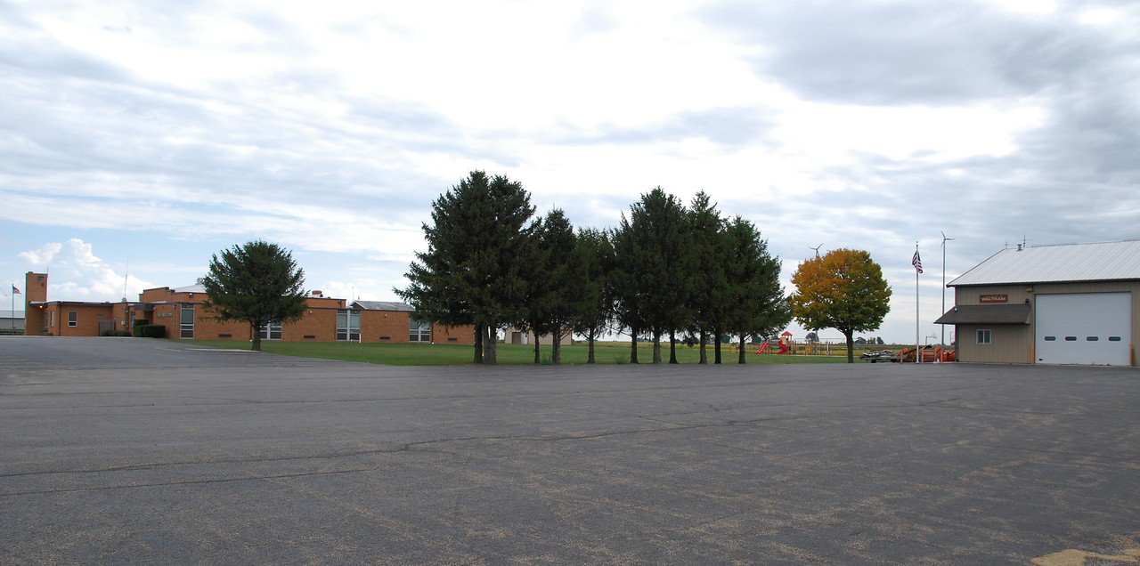 Waltham School and Township Hall
