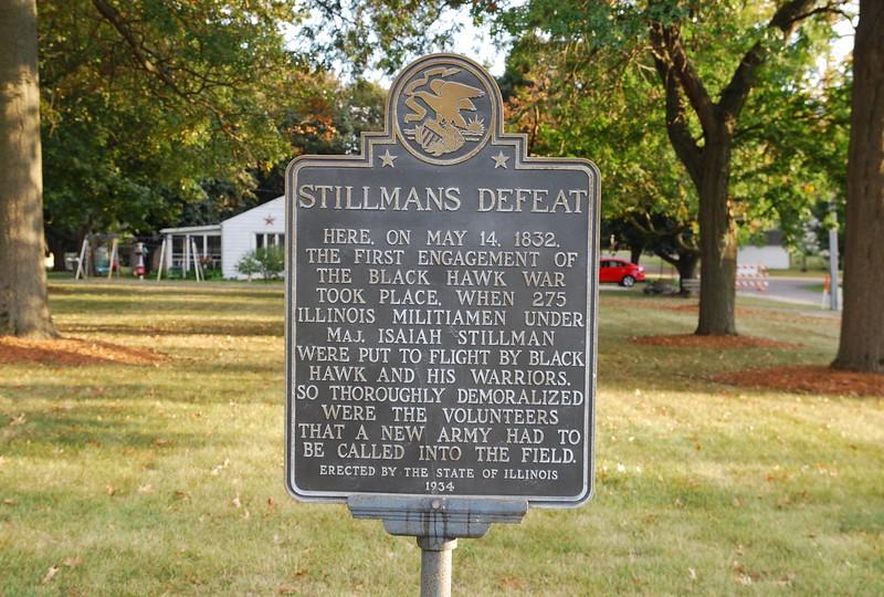 Stillman's Defeat