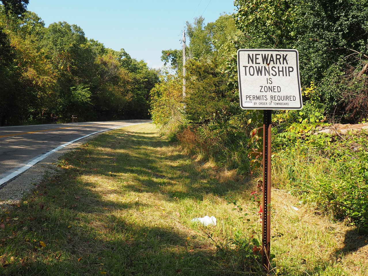 Newark Township is Zoned