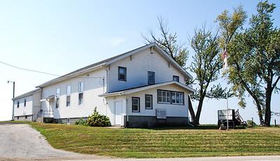 Burritt Township Hall