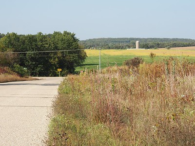 North End of South Olson Road