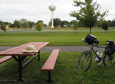 West Side Park in Eyota