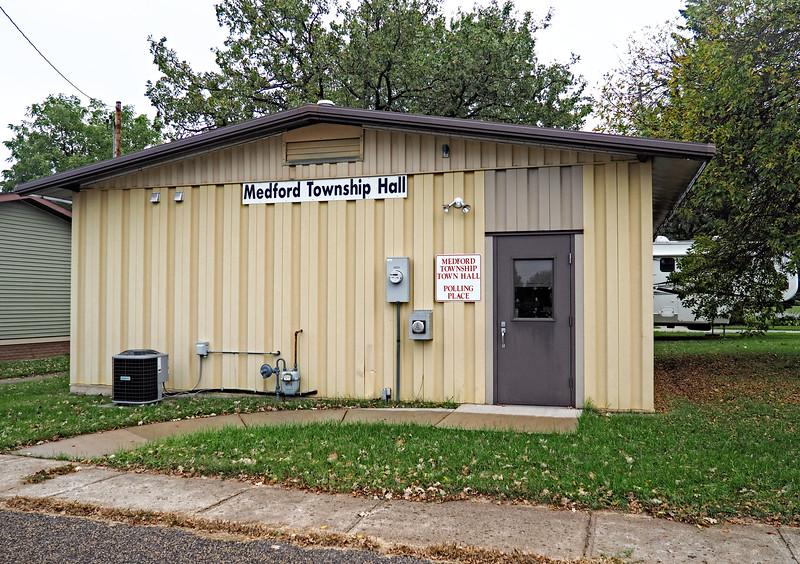 Medford Township Hall